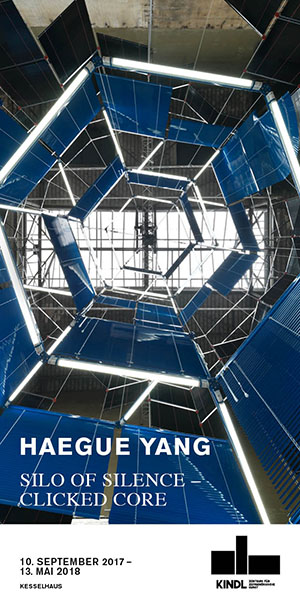 Haegue Yang Silo of Silence – Clicked Core 10. September 2017 – 13. Mai 2018 Kesselhaus