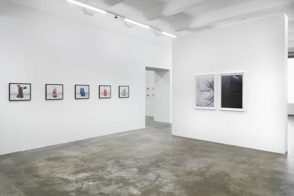 Absurde Routinen,  Ausstellungsansicht, Maschinenhaus M1, Foto: Jens Ziehe, 2018