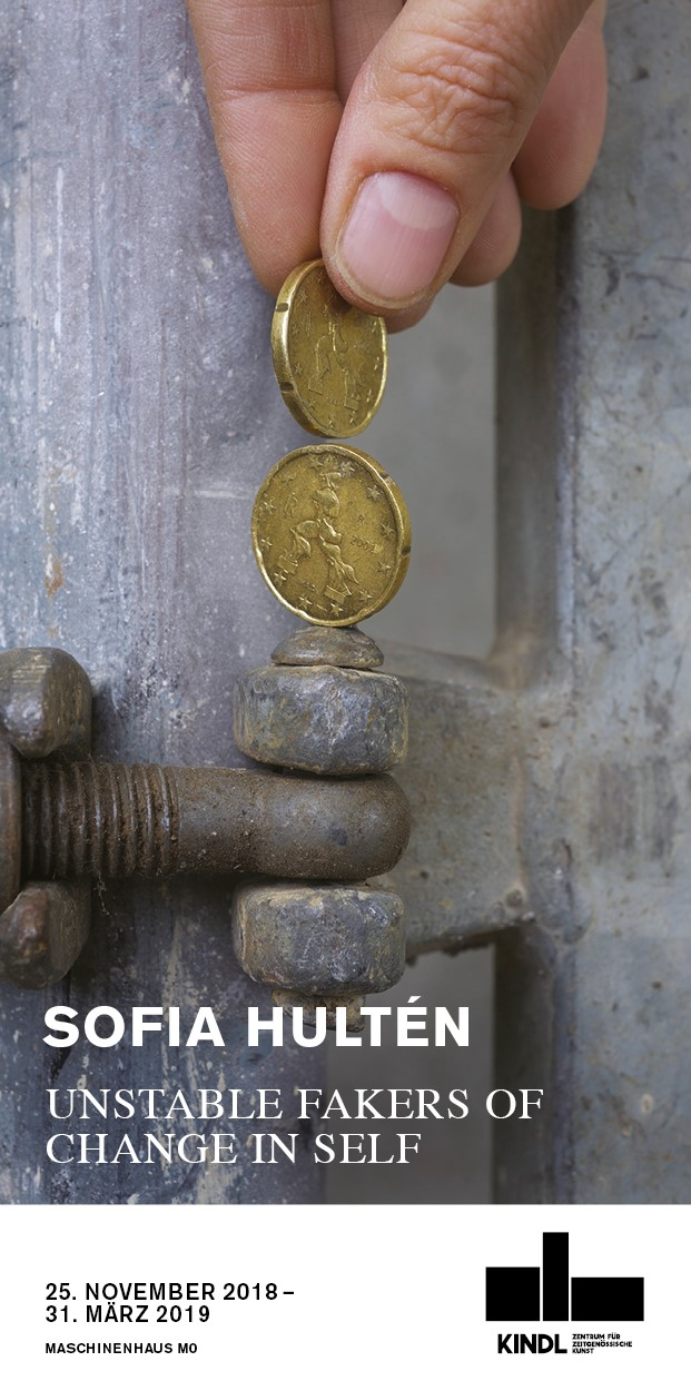 Copy of Sofia Hultén: Unstable Fakers of Change in Self (Detail), 2018  © Sofia Hultén / VG BILD-KUNST, Bonn, 2018