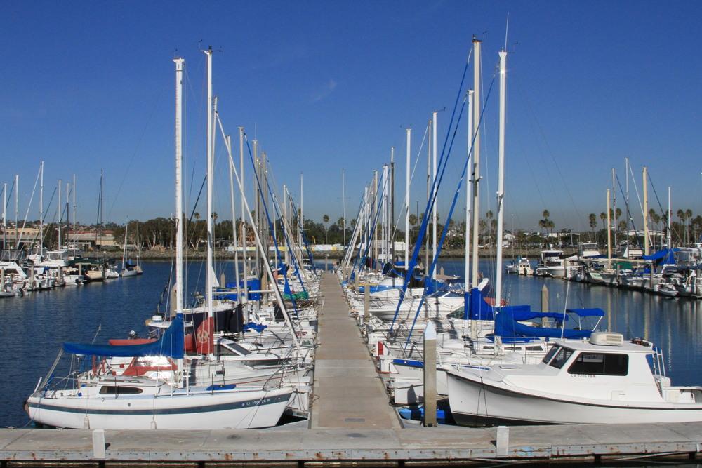 Harbor Island West, San Diego Bay