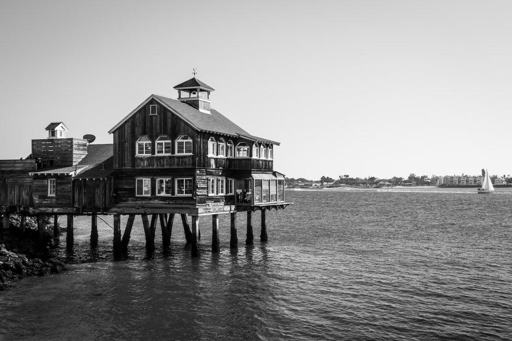 Seaport Village  San Diego, California