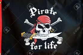 Rick D'Amico.com -  pirate for life