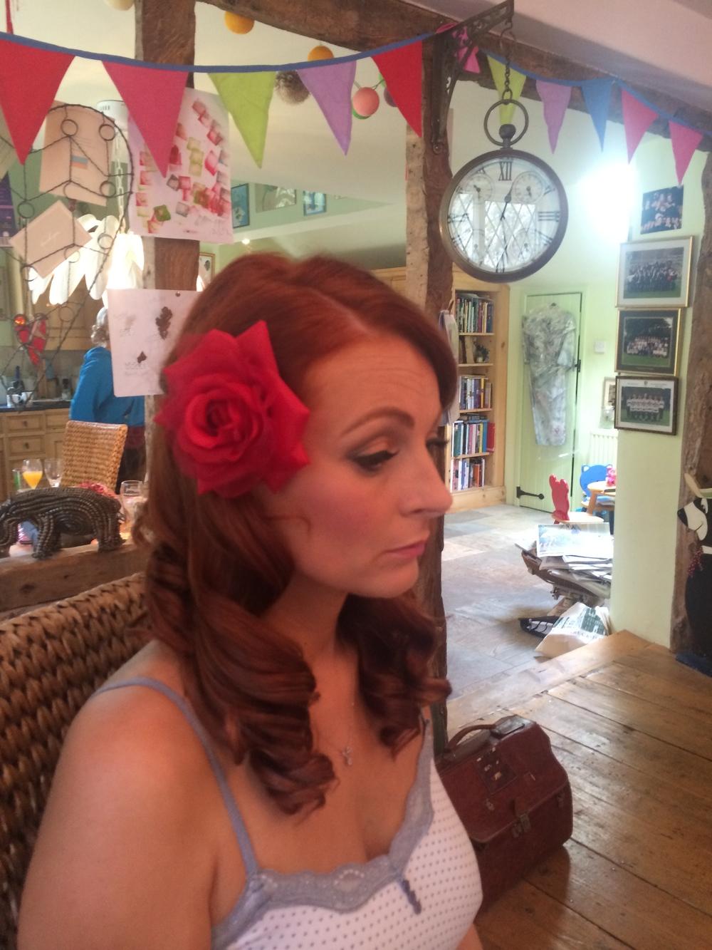Bridesmaid Emily