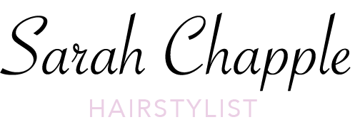 Sarah Chapple Hairstylist - Brighton and Sussex