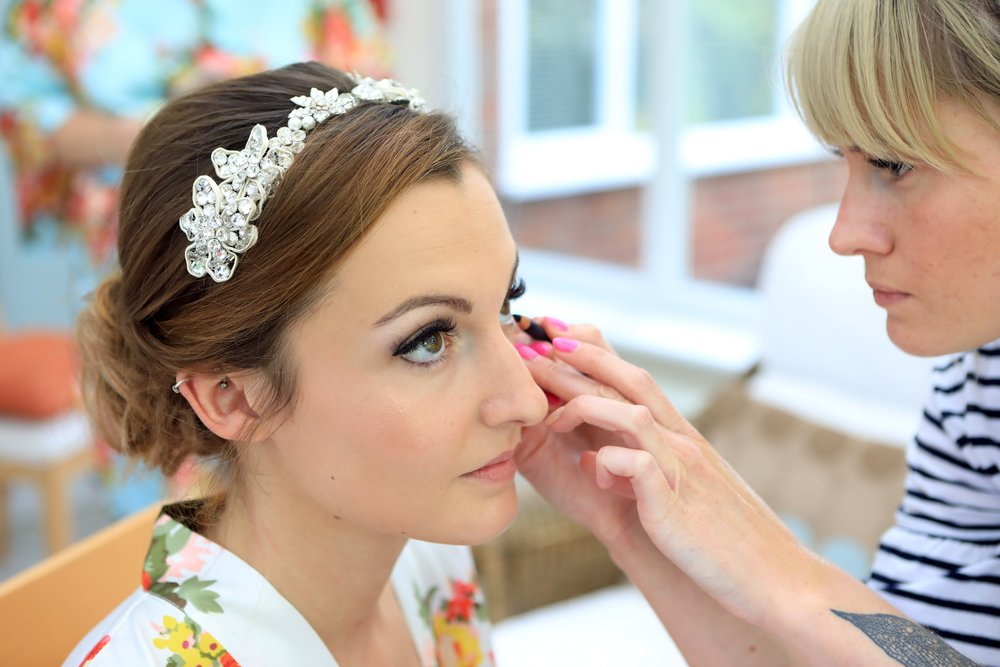 Sussex Bridal Hair and Make up by Sarah, Photography by Danni Beach