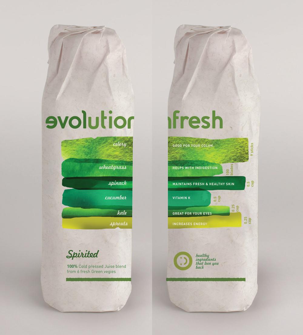 Evolution Fresh Yuri Shvets