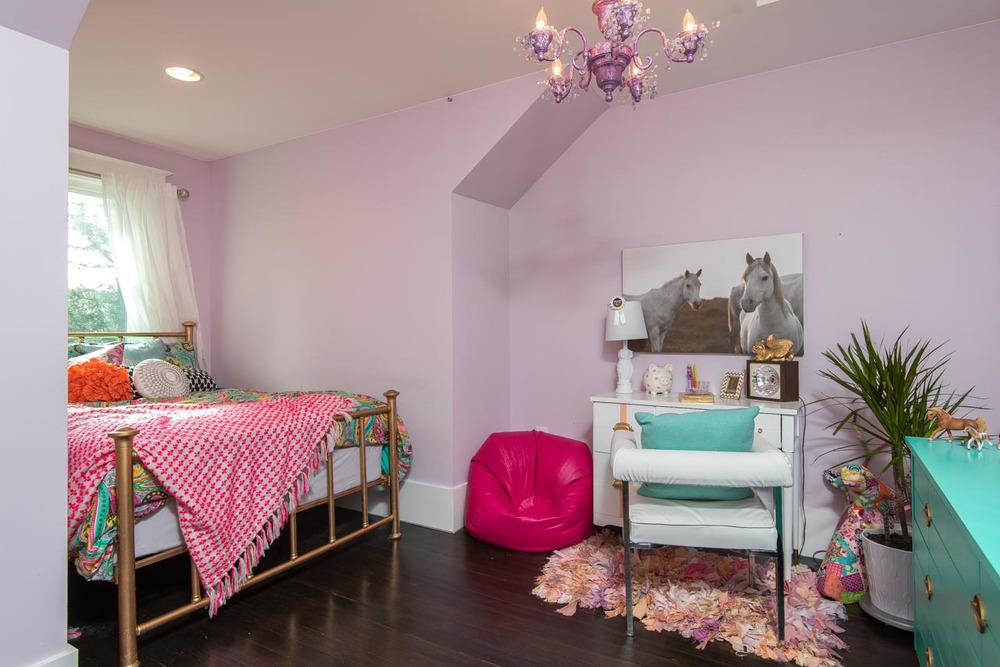 Farmhouse Girls bedroom