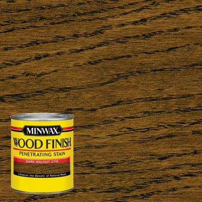Home Depot Minwax Stain Dark Walnut