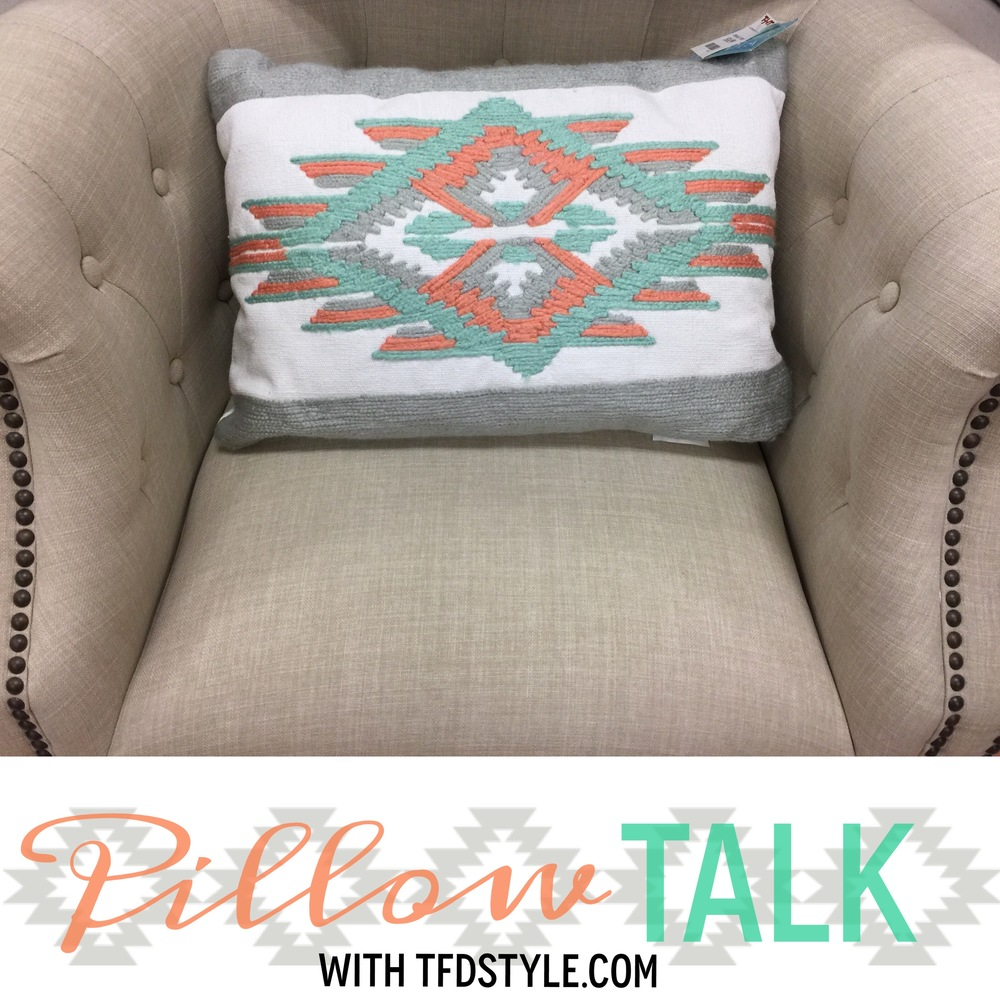 Pillow Talk with TFD Style