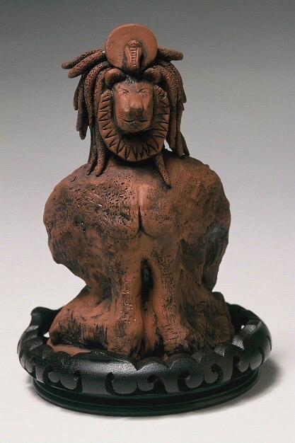 Goddess Sekhmet. (c) Kaitha Het Heru