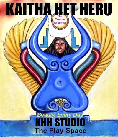 KAITHA HET HERU STUDIO.  Master Peace. It's Simply Divine.