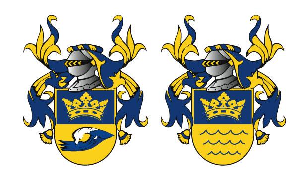 Nayoran Heraldry: First Versions