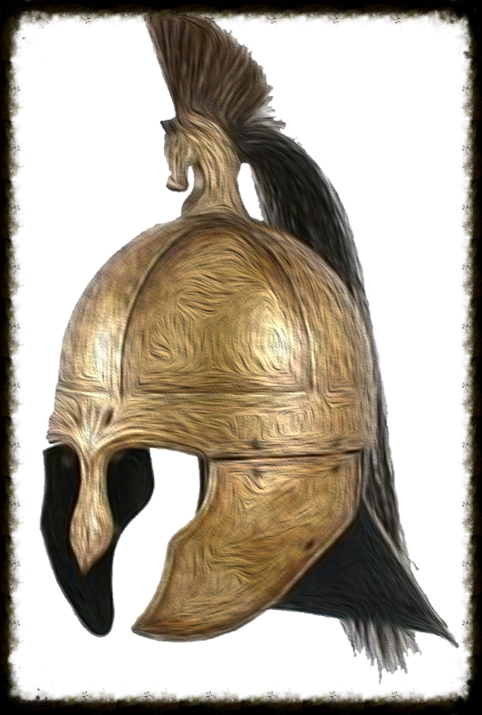 A Nithian Helmet design from c. AN 1200.