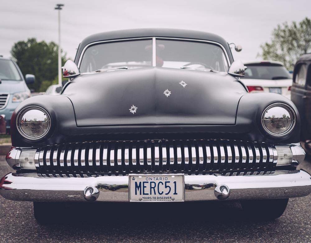 Hammarskjold High School Vintage Car Show — Chondon Photography