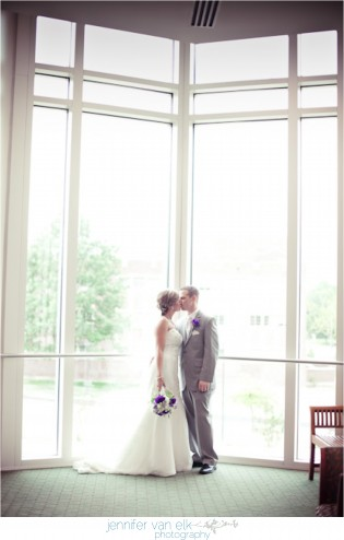 Muncie Indiana Wedding | Muncie Alliance Church | Horizon Convention Center | Ball State Music Building |  Jennifer Van Elk Photography_277