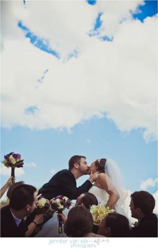 Troy Ohio Wedding | Jennifer Van Elk Photography | St Patrick's |_052