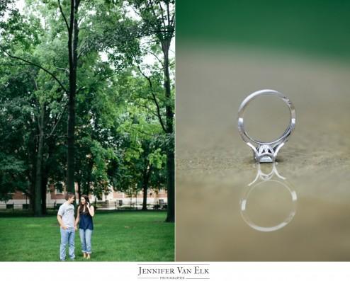 Rainy Engagement Session Purdue University| West Lafayette, IN | Indianapolis Wedding Photographers_011