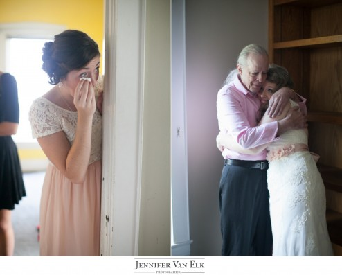 Father First Look Wedding Photography_010