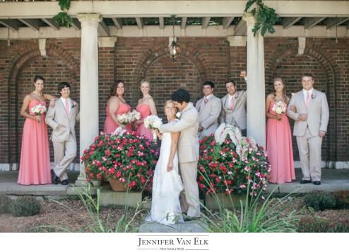 1 Irwin Gardens Wedding Columbus Indiana_020