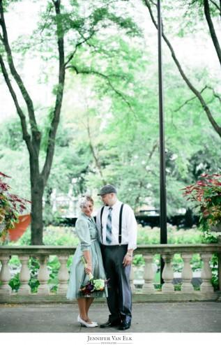 Vintage Chicago Wedding Baha'i house of worship_031