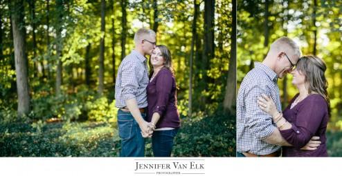Minnetrista Engagement Jennifer Van Elk_003