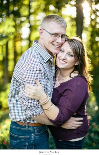 Minnetrista Engagement Jennifer Van Elk_005