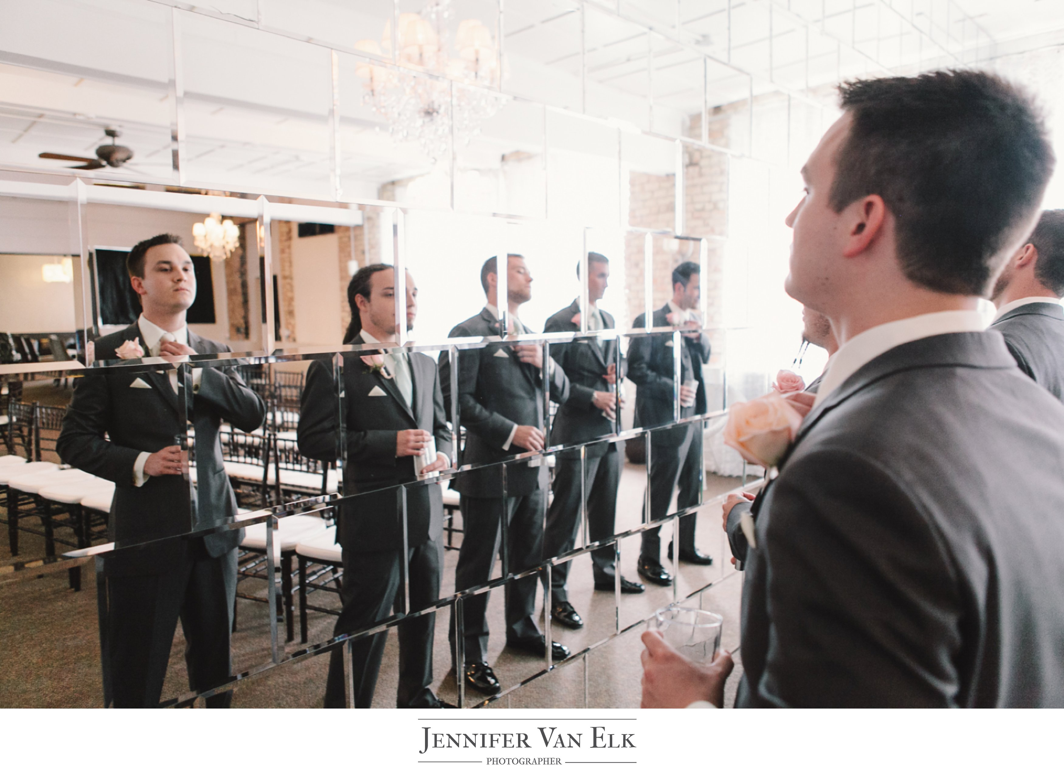 _034 groomsmen at mirror.jpg