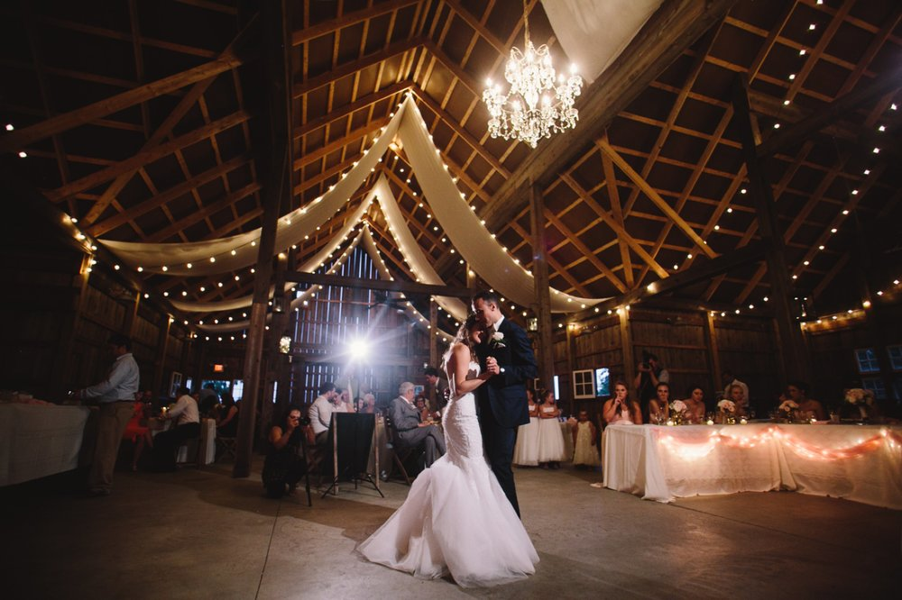 Indianapolis Barn Wedding