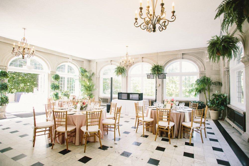 Laurel Hall Wedding