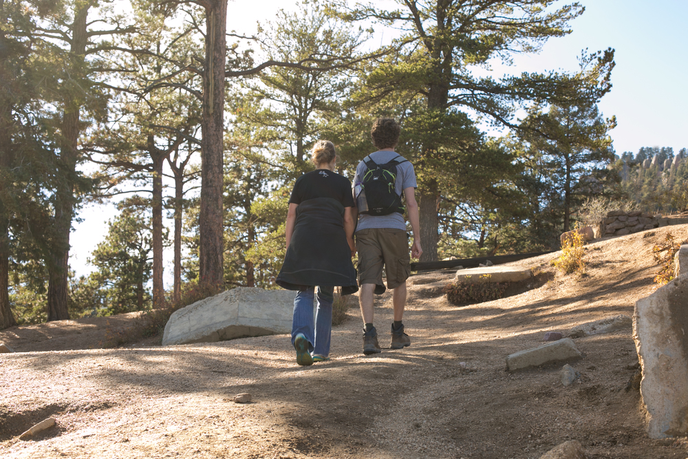 Summit of the Manitou Incline
