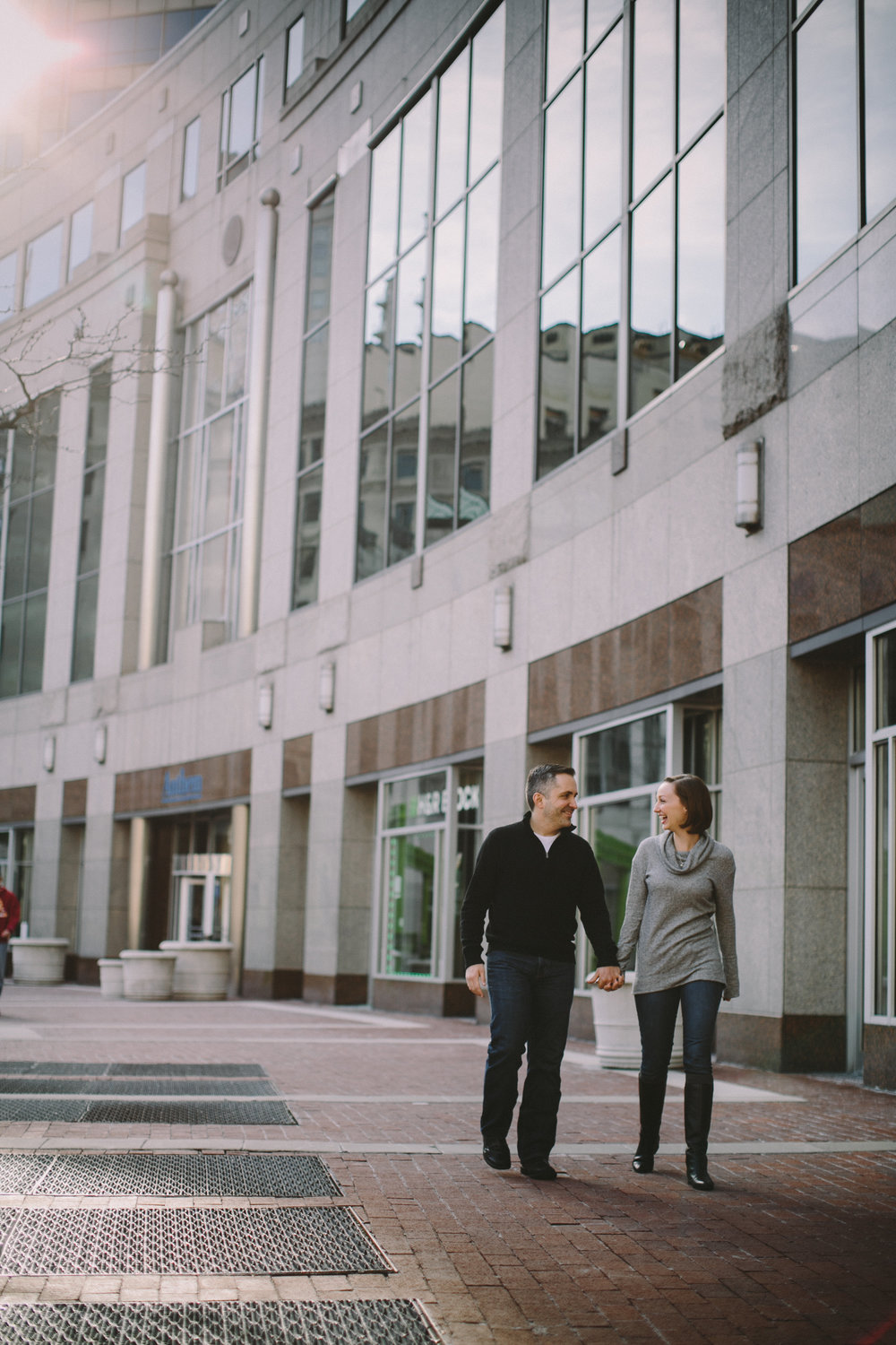 Downtown Indianapolis Engagement 04