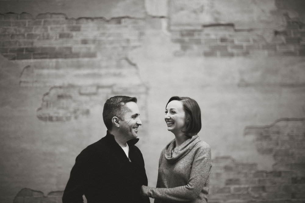 Downtown Indianapolis Engagement 11