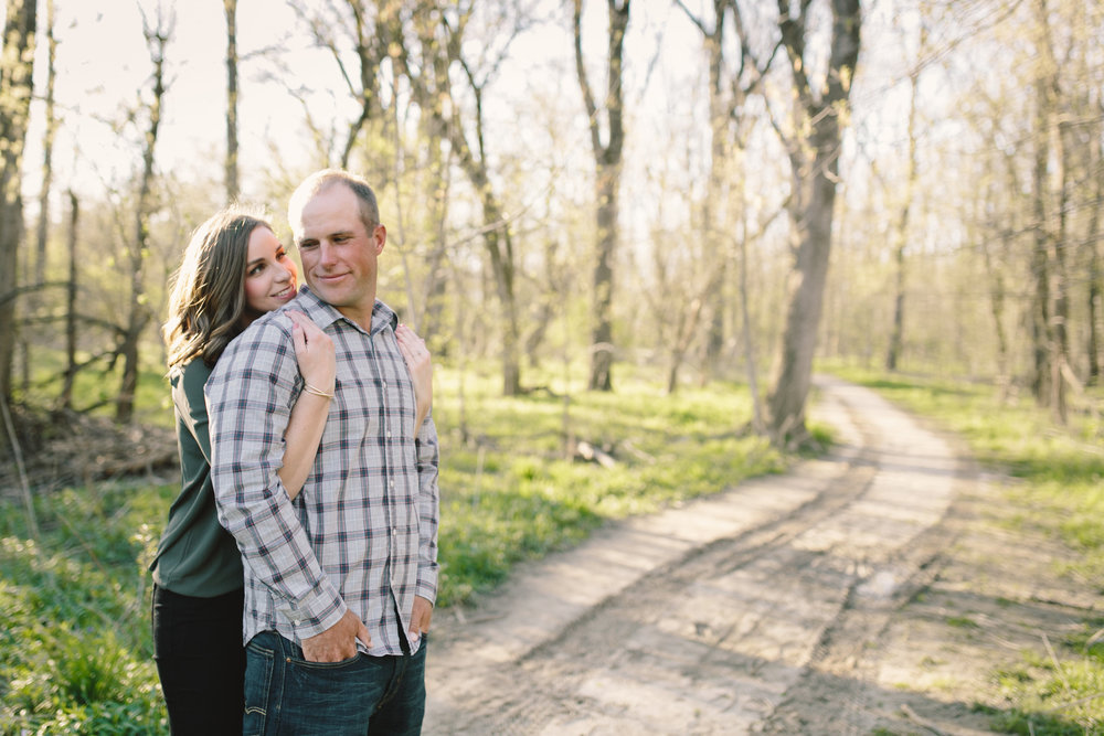 Cool Creek Engagement Photos 06