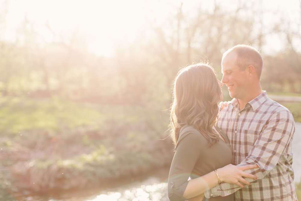 Cool Creek Engagement Photos 10