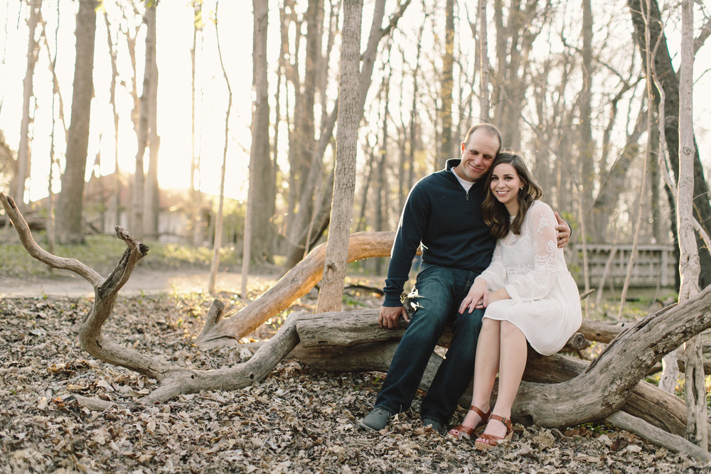 Cool Creek Engagement Photos 18