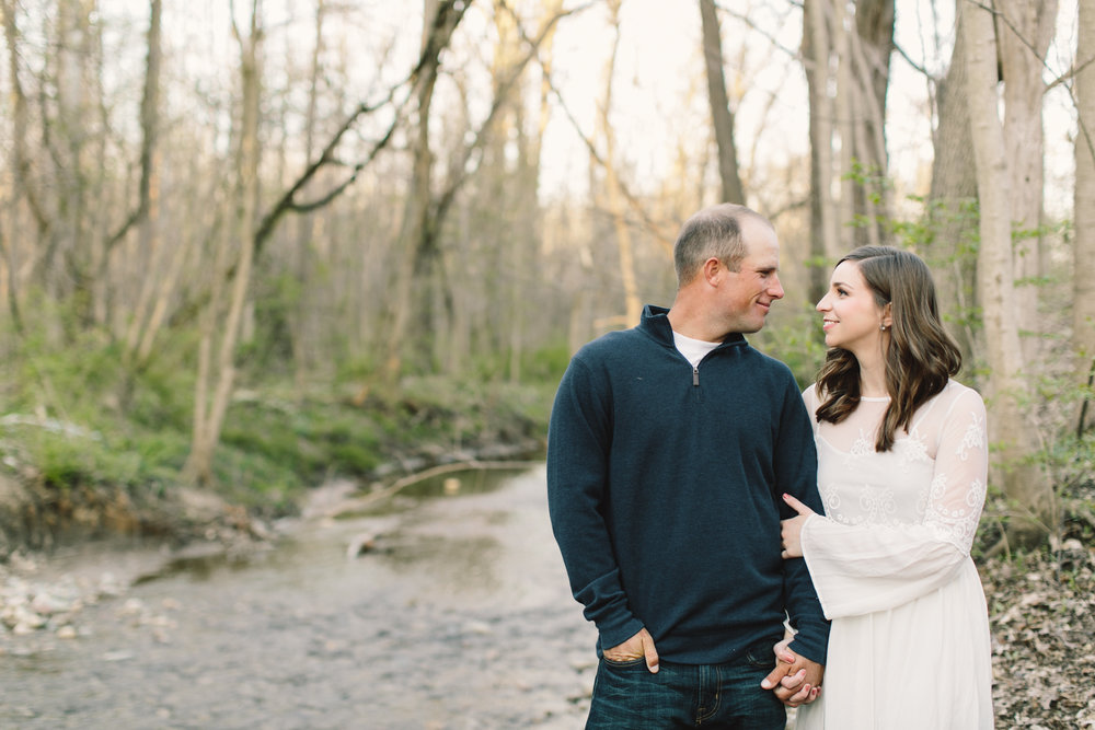 Cool Creek Engagement Photos 19