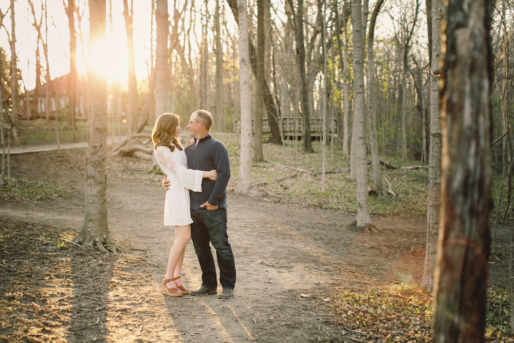 Cool Creek Engagement Photos 20