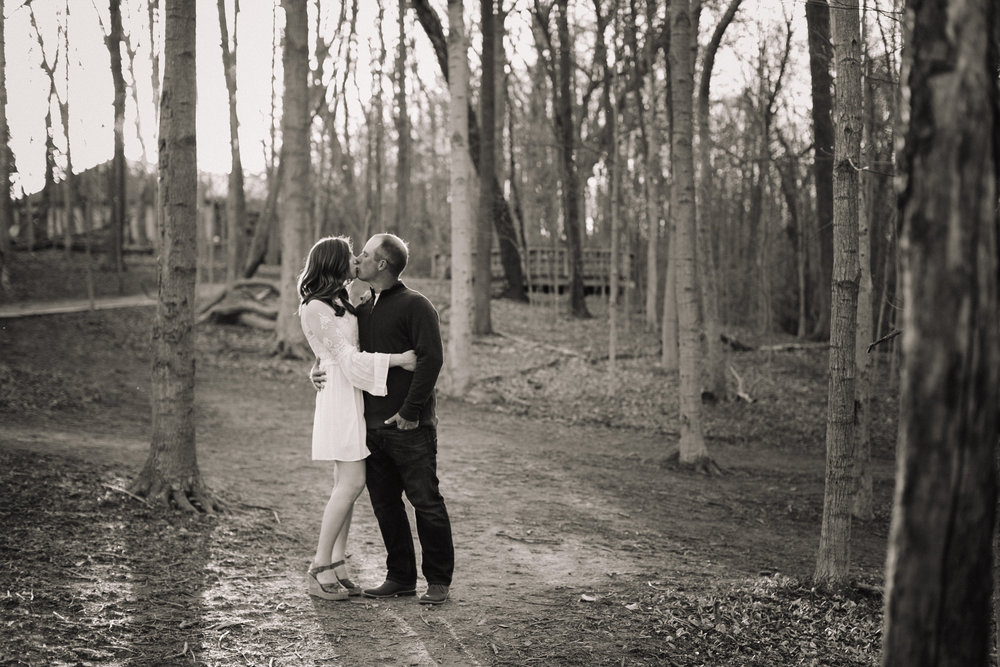 Cool Creek Engagement Photos 21
