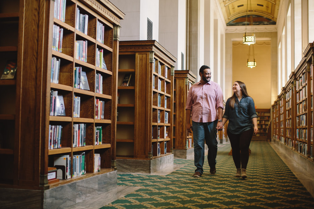 Indianapolis Central Library Engagement Session 02