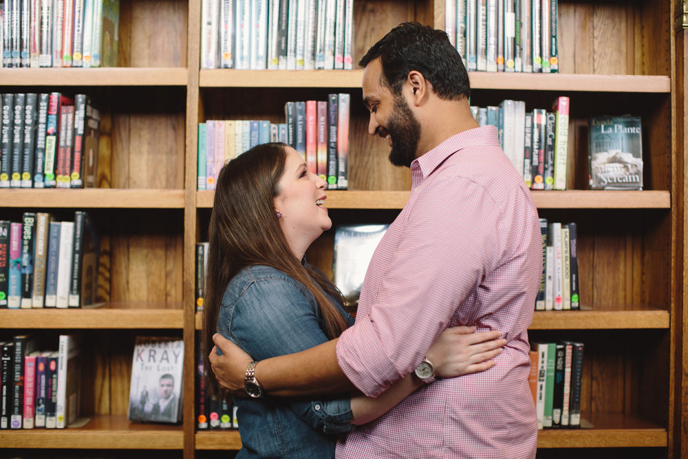 Indianapolis Central Library Engagement Session 01