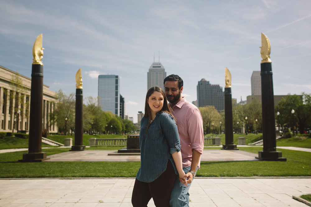 Indianapolis Central Library Engagement Session 14