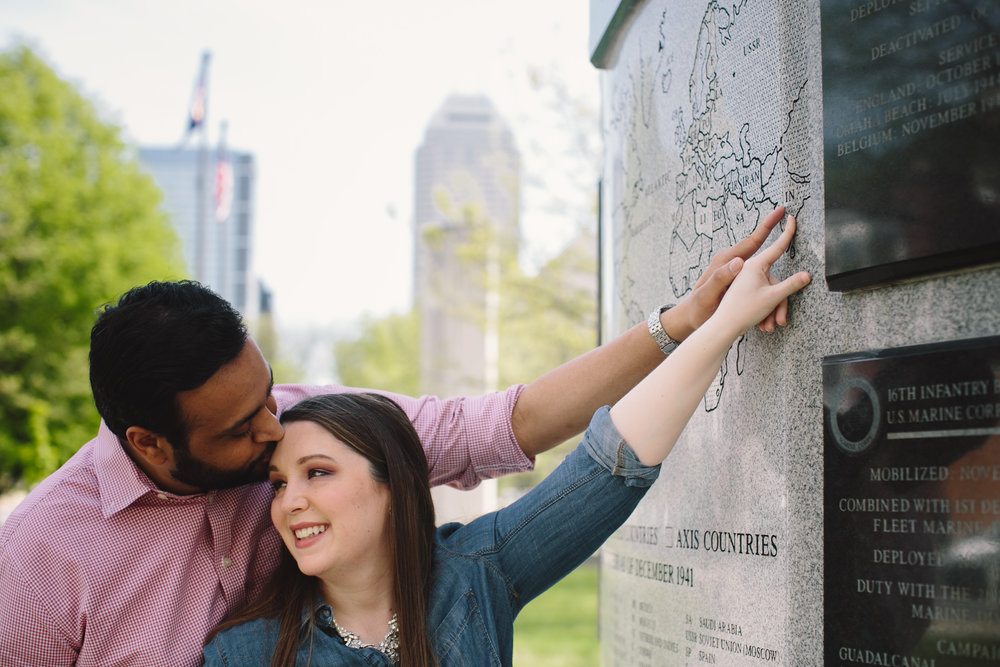 Indianapolis Central Library Engagement Session 15