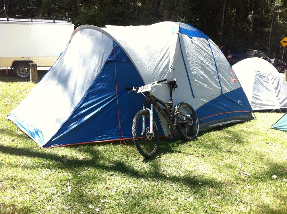 Camping MTB Race