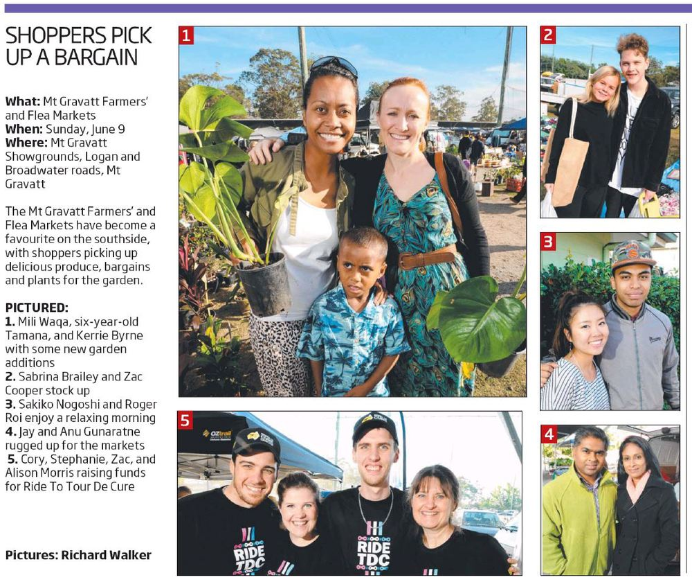 Quest Newspaper - Mt Gravatt Markets