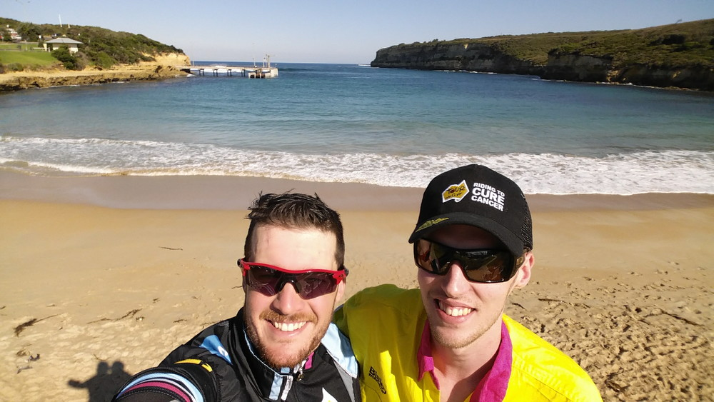 Cory & Zac - Great Ocean Road