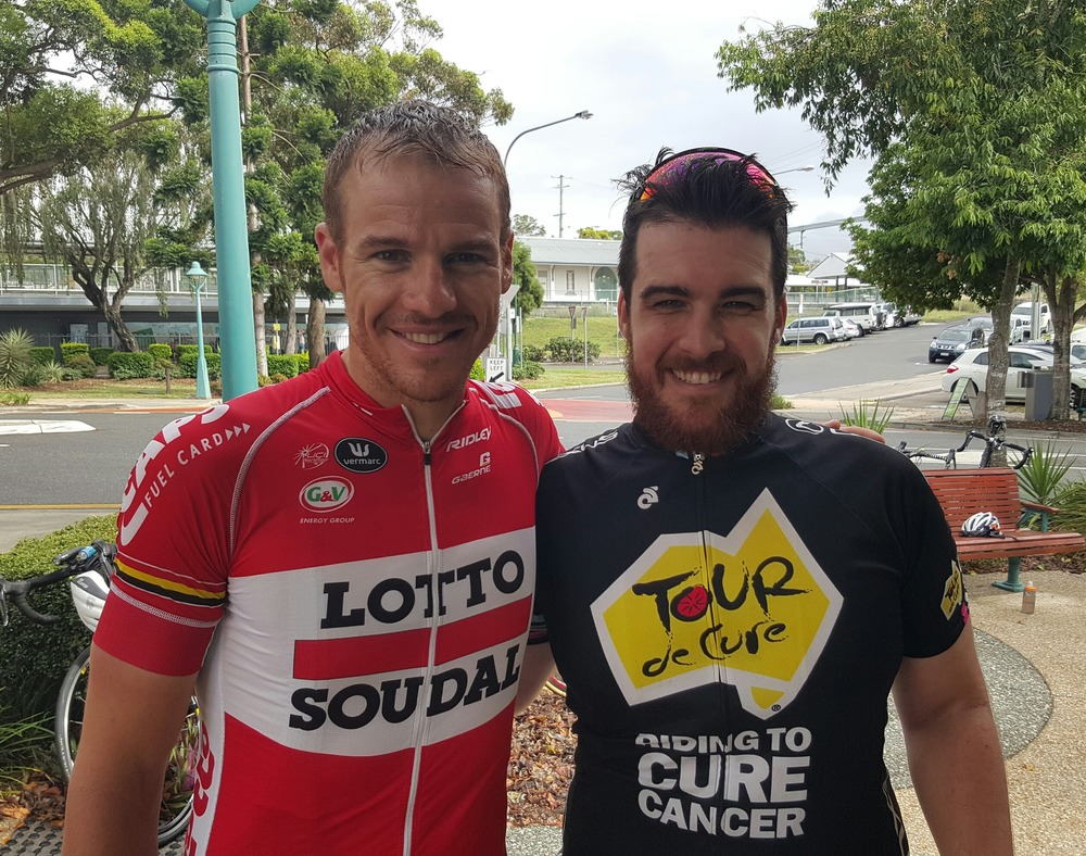 Adam Hansen - Lotto Soudal - Pro Rider