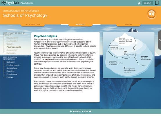 Pearson PsychTutor — Online college tutorials