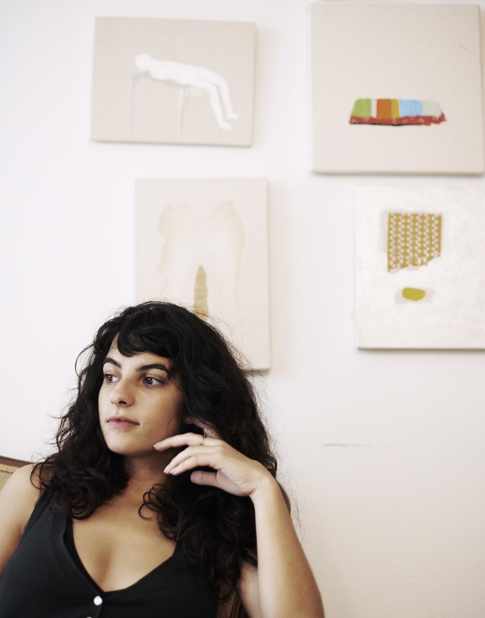 Nico Mazza / Artist