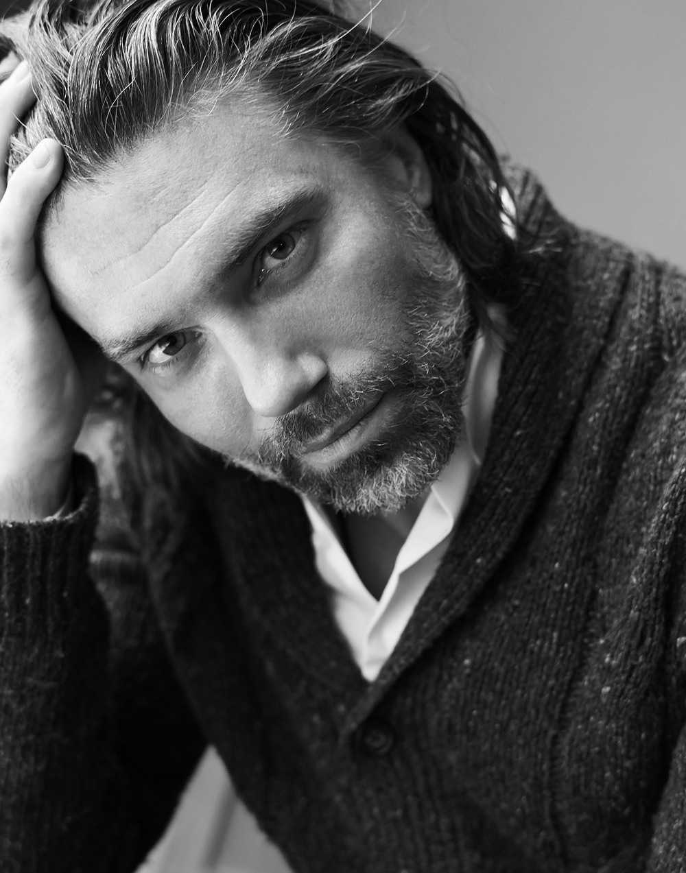 Anson Mount / Actor
