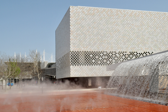 Lisbon Aquarium in collaboration with Campos Costa Arquitectas.